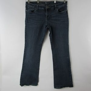 Kut From The Kloth Farrah Baby Boot Cut